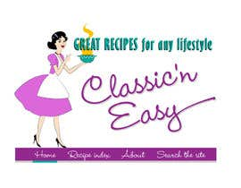 #20 for Logo for cooking recipes / food blog website af nicoscr
