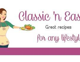 nº 54 pour Logo for cooking recipes / food blog website par tinaszerencses