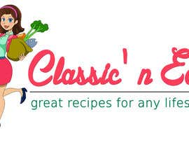 nº 55 pour Logo for cooking recipes / food blog website par TriHNguyen
