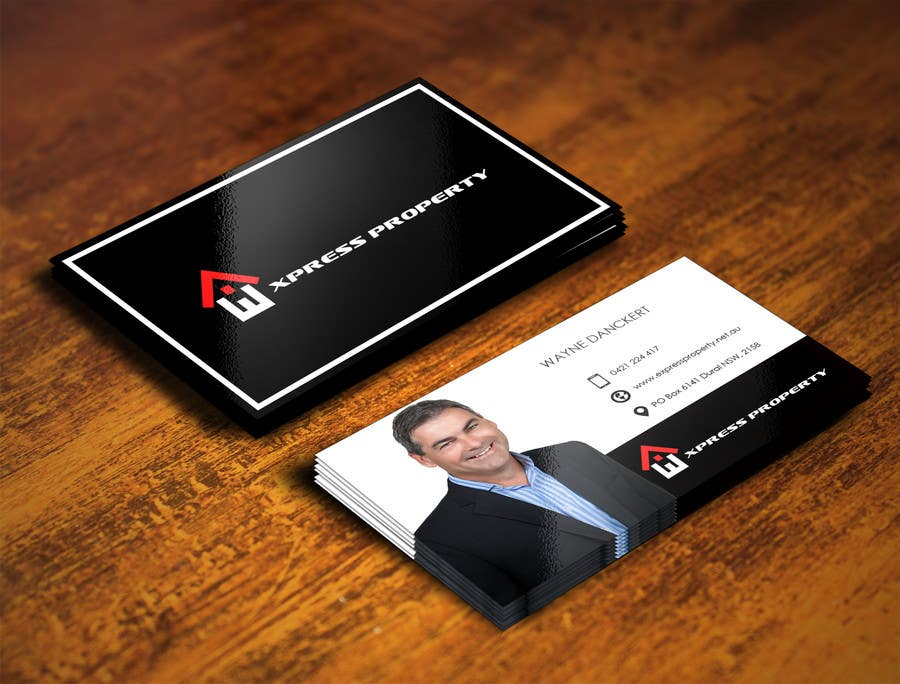 #25 for Design some Business Cards for Express Property real estate by pointlesspixels
