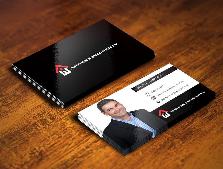 #27 for Design some Business Cards for Express Property real estate by pointlesspixels