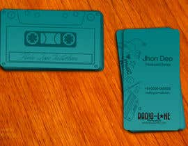 #2 cho Design Business Cards for Radio Lane Productions bởi amitpadal