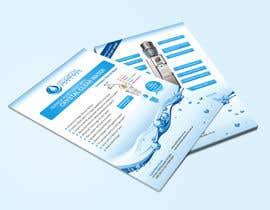 nº 8 pour Design a Product flyer for a Water Cooler par logowizards
