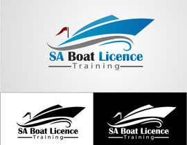 sabbir92 tarafından Design a Logo (and optional GIF) for a boat licence course provider için no 61