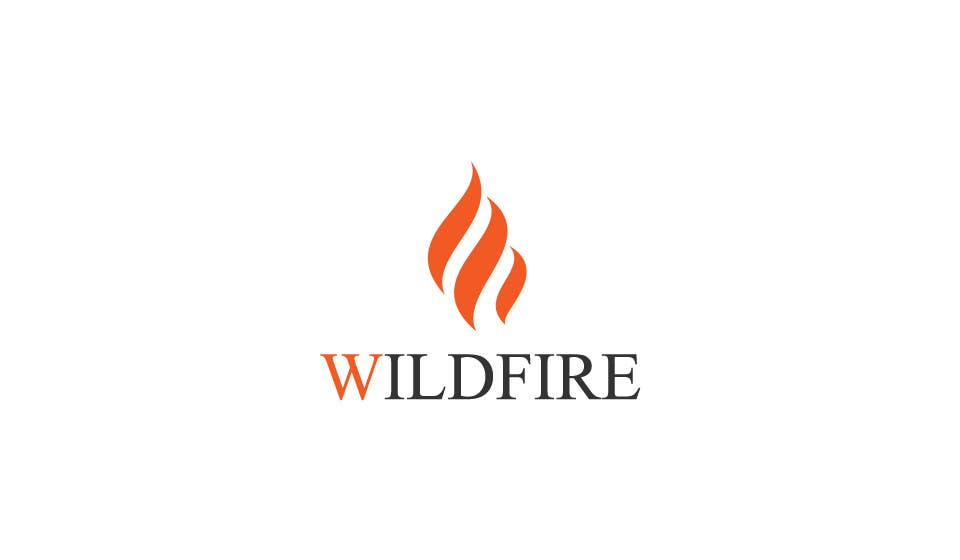 "#32 for Design a text Logo for ""Wildfire"" by creativeblack"
