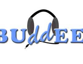 #122 para Design a Logo for Buddee por elisabetalfaro