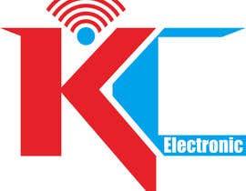 #96 for Logo Design for an Electronics Business by reztiyymugel