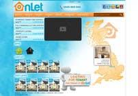 Graphic Design Inscrição do Concurso Nº57 para Website Design for Onlet