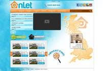 Graphic Design Inscrição do Concurso Nº94 para Website Design for Onlet
