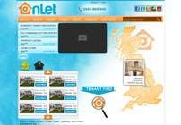 Graphic Design Inscrição do Concurso Nº83 para Website Design for Onlet