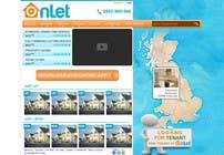 Graphic Design Inscrição do Concurso Nº33 para Website Design for Onlet