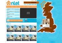 Graphic Design Inscrição do Concurso Nº13 para Website Design for Onlet