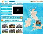 Graphic Design Inscrição do Concurso Nº26 para Website Design for Onlet