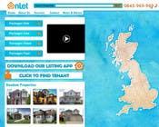 Graphic Design Inscrição do Concurso Nº29 para Website Design for Onlet