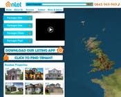 Graphic Design Inscrição do Concurso Nº32 para Website Design for Onlet