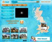 Graphic Design Inscrição do Concurso Nº46 para Website Design for Onlet