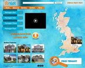 Graphic Design Inscrição do Concurso Nº128 para Website Design for Onlet