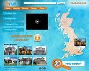 Graphic Design Inscrição do Concurso Nº130 para Website Design for Onlet