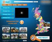 Graphic Design Inscrição do Concurso Nº131 para Website Design for Onlet