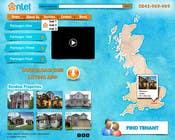 Graphic Design Inscrição do Concurso Nº55 para Website Design for Onlet