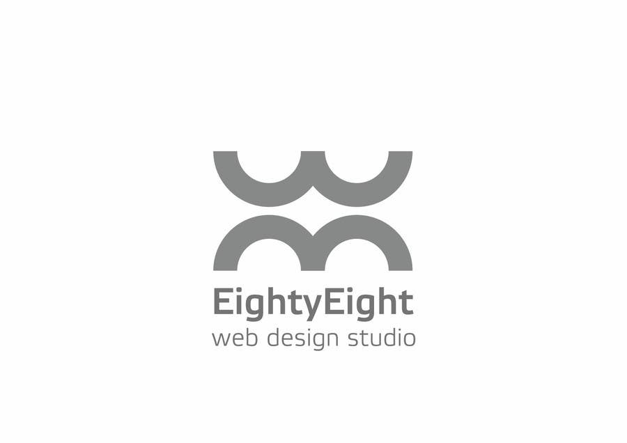 #3 for Design a Logo for EightyEight - Web design studio by Lexik