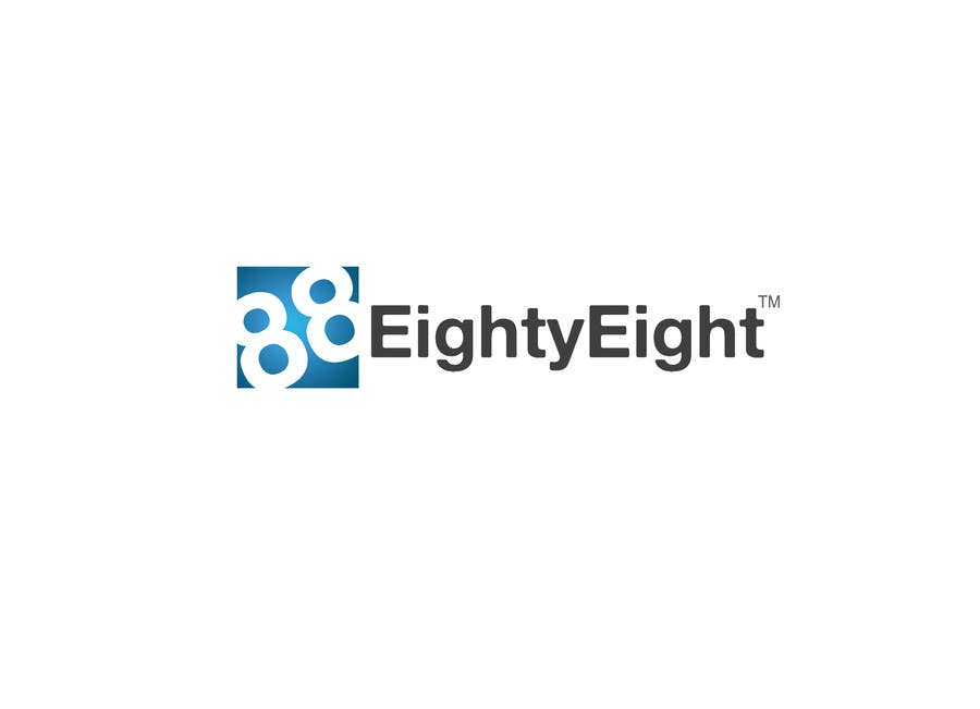 #7 for Design a Logo for EightyEight - Web design studio by alexandracol