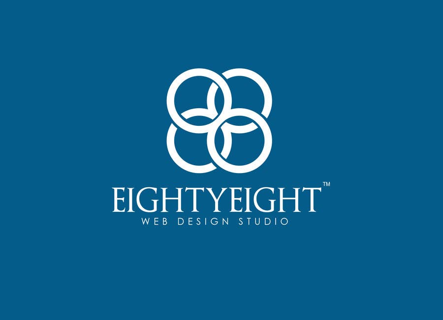 #17 for Design a Logo for EightyEight - Web design studio by alexandracol