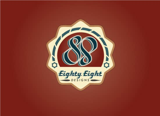 #63 for Design a Logo for EightyEight - Web design studio by pvprajith