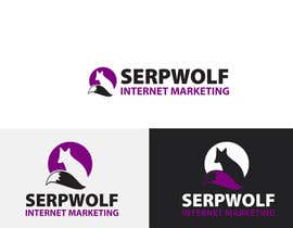 #38 for Design a Logo for SERPwolf af uhassan