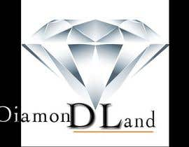 #202 for Design a Logo for DiamondLand af elisabetalfaro