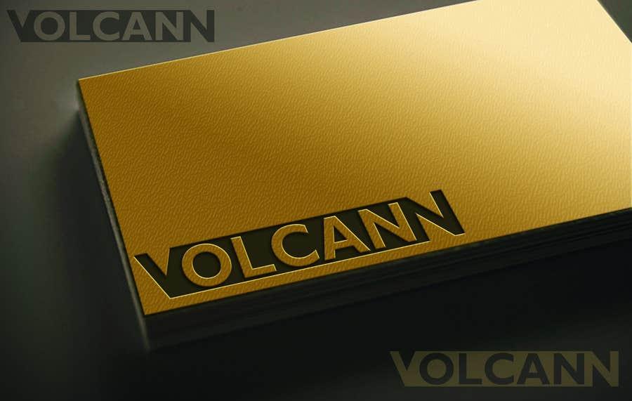 #257 for Design a Logo for Volcann by Kapsis