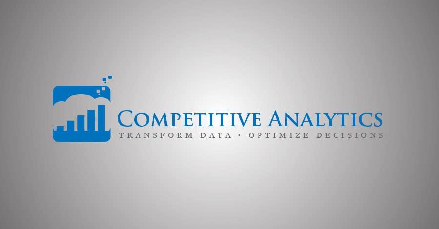 Bài tham dự cuộc thi #19 cho Design a Logo for Competitive Analytics