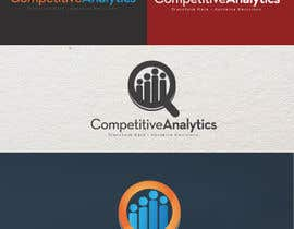 #85 for Design a Logo for Competitive Analytics by sankalpit
