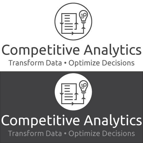 #80 for Design a Logo for Competitive Analytics by arkwebsolutions