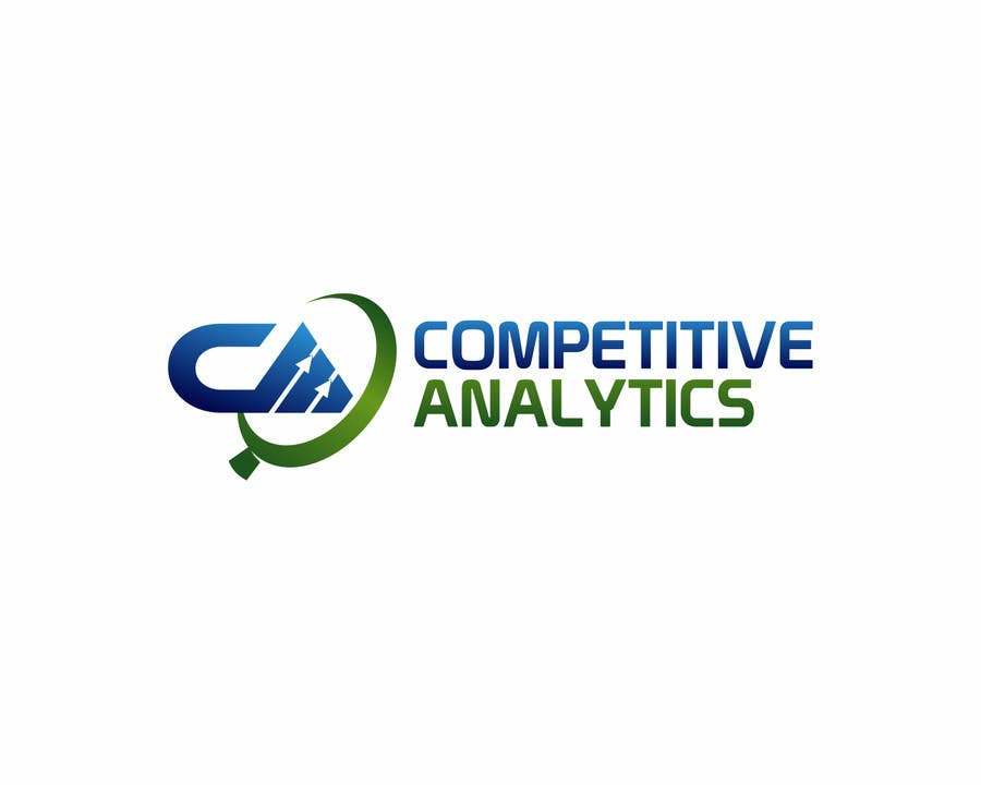 #84 for Design a Logo for Competitive Analytics by tedi1
