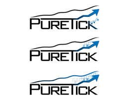 #91 for Logo Design for www.PureTick.com! A Leading Day Trading Company! by sketchjones