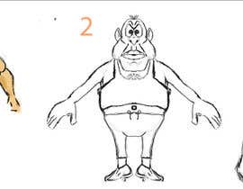 andaz23 tarafından I'm looking for a 3D artist to create a Game Character için no 14