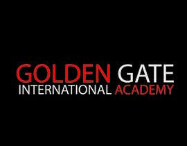 #14 para Design a Logo for Golden Gate International Academy por MilenkovicPetar