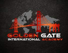 #17 untuk Design a Logo for Golden Gate International Academy oleh MilenkovicPetar