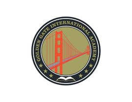 #7 untuk Design a Logo for Golden Gate International Academy oleh parmitu