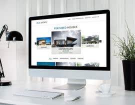Batto14 tarafından WordPress design for a small Real Estate company için no 37