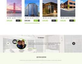 Ganeshdas tarafından WordPress design for a small Real Estate company için no 24