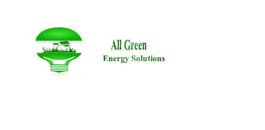 Bài tham dự cuộc thi #74 cho Design a Logo for All Green Energy Solutions