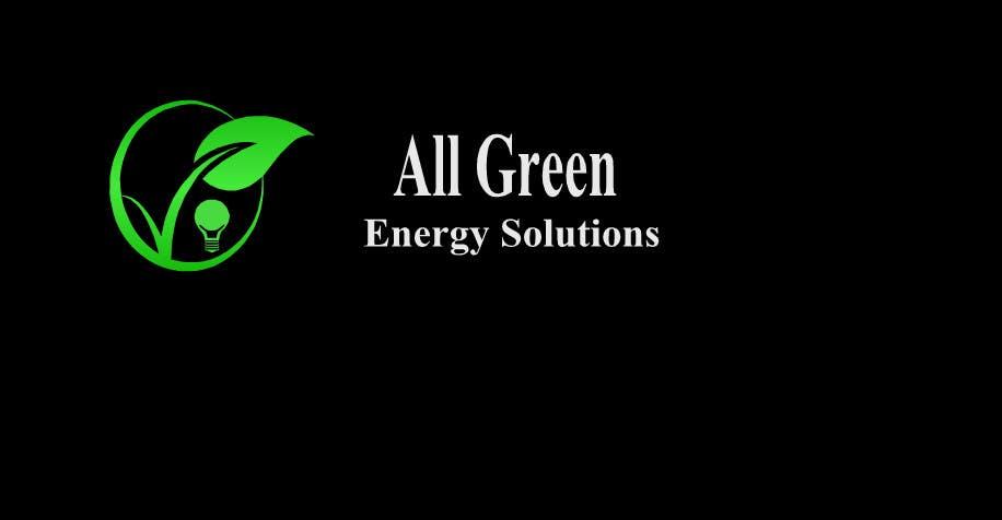 Bài tham dự cuộc thi #75 cho Design a Logo for All Green Energy Solutions