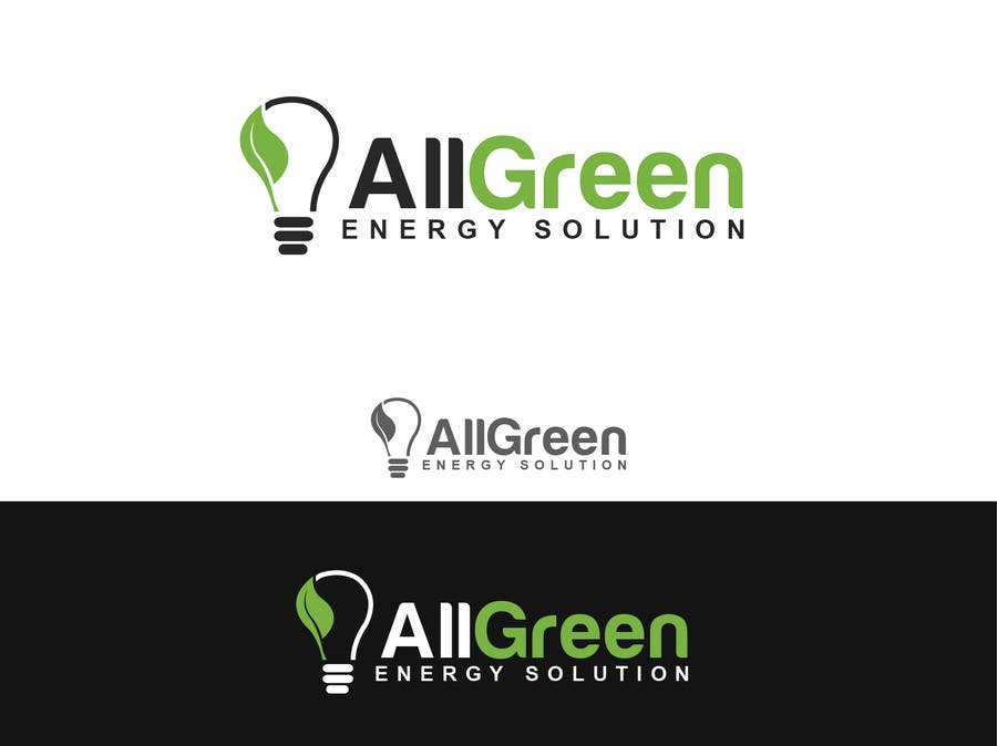 Bài tham dự cuộc thi #13 cho Design a Logo for All Green Energy Solutions
