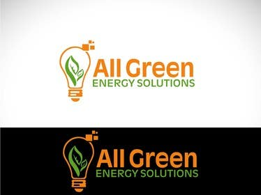 #64 for Design a Logo for All Green Energy Solutions by tfdlemon