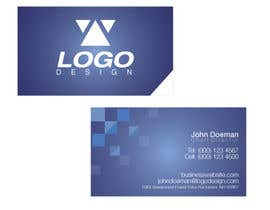 #52 para Design Some Business Cards por meknight07