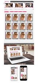 tenonsdesigns tarafından Design for erotic models web site için no 72