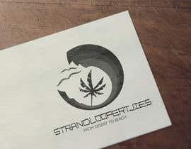 infectedphoenix9 tarafından Design a Round Logo. Theme: Surfing, island life, Namibian dunes and birds için no 11
