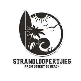 Olexandro tarafından Design a Round Logo. Theme: Surfing, island life, Namibian dunes and birds için no 72